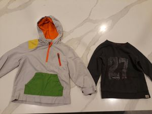 Boys Sweaters Jackets Size 5 - take both for $5 total for Sale in Rancho Cucamonga, CA