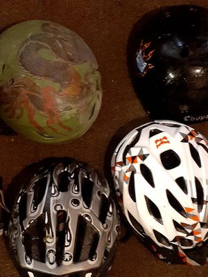Bike helmets for Sale in Kent, OH