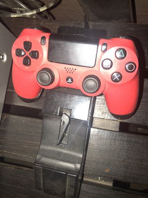 Turtle beaches & Red PS4 controller & PS4 Charger for Sale in Saint Joseph, MO
