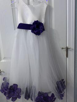 Flower Girl Dress for Sale in Lakewood,  WA