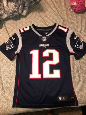 NFL Patriots Tom Brady stitched jersey for Sale in Glendale, AZ