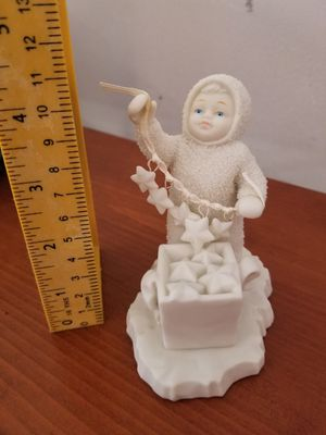 Snowbaby with stars for Sale in Richmond, VA