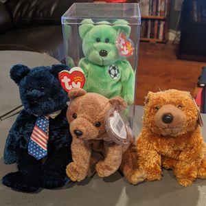Beanie Babies - Bear Bundle for Sale in Fullerton, CA