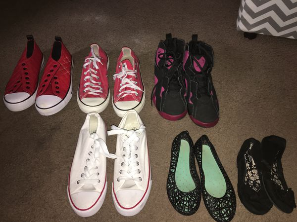 Shoes and sneakers