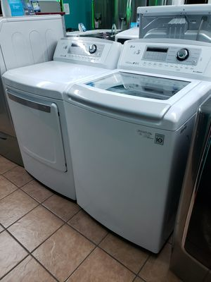 Washer and Dryer LG for Sale in Compton, CA