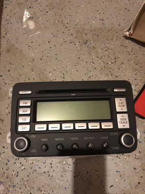 CD player for Passat for Sale in HOFFMAN EST, IL