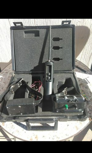 2 Tri-Tronics Dog Collar Electrical Trainers for Sale in Phoenix, AZ