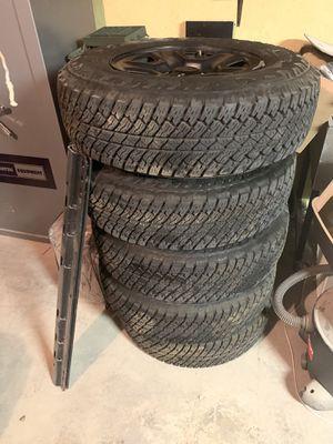 Bridgestone Tires Jeep JL for Sale in Las Vegas, NV