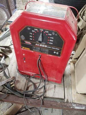 Lincoln welder ac 225 for Sale in Tooele, UT