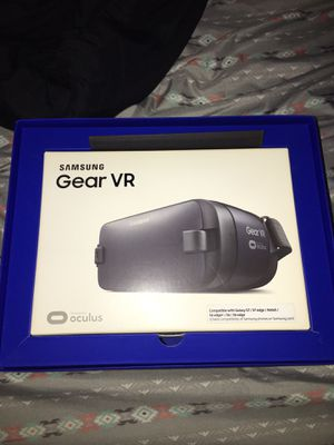 Samsung Gear VR for Sale in Kissimmee, FL