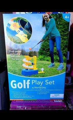 Beginner Golf Play Set for Sale in El Paso, TX