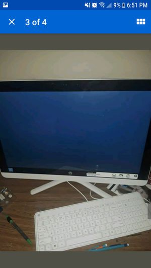 HP Touchscreen All-in-1 Computer for Sale in Mooreville, MS