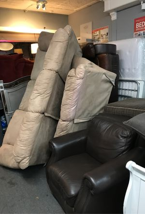 Sofa loveseat chairs $99 each for Sale in Perth Amboy, NJ