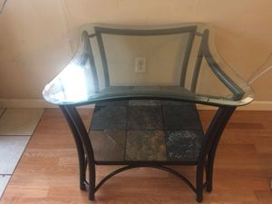 Nice glass table for Sale in Lemon Grove, CA