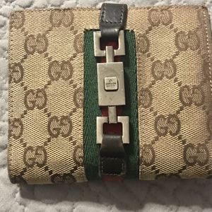 Gucci Authentic Leather Wallet for Sale in Austin, TX