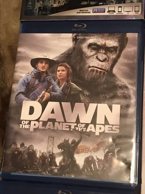 Dawn of the Planet of the Apes for Sale in Gardena, CA