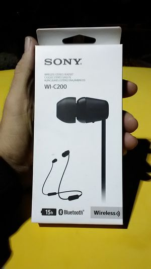 Sony bluetooth headphones for Sale in Surprise, AZ