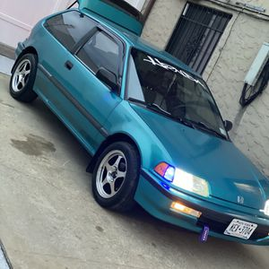 1991 Honda Civic Hatchback DS For Sale for Sale in The Bronx, NY