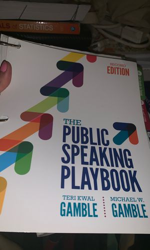 Public Speaking Book for Sale in Margate, FL