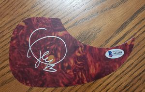 Taylor Swift hand signed acoustic guitar pickguard Beckett Authentication for Sale in Aurora, CO
