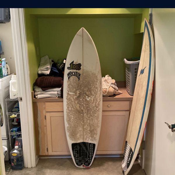 "Lost Mayhem Short Round 5' 10"" Surfboard"