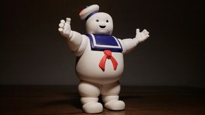 """GHOSTBUSTERS Vintage 1984 """"STAY PUFT MARSHMALLOW MAN"""" Action Figure for Sale in Puyallup, WA"""