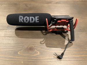 RODE VideoMic for Sale in Silver Spring, MD