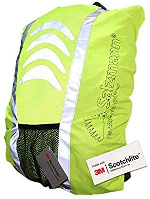 Tofern Salzmann High Vis 3 m Scotchlite waterproof reflective cover for backpack for Sale in Los Angeles, CA