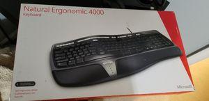 Microsoft ergonomics keyboard for Sale in Sterling, VA