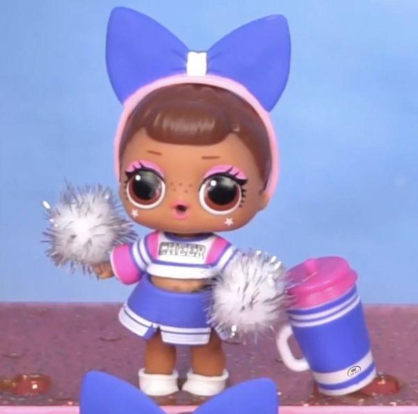 Sis cheer lol doll