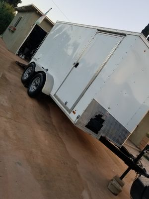 6x13x6 Look trailer year 2016 for Sale in Santa Ana, CA