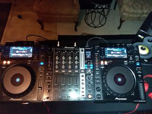 Pioneer DJ Equipment for Sale in Chicago, IL