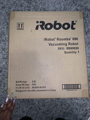 iRobot Roomba 690 Vacuum BRAND NEW for Sale in Philadelphia, PA