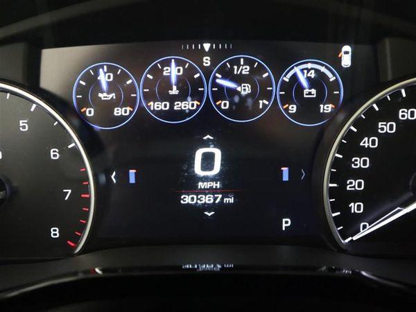 2017 Cadillac XT5