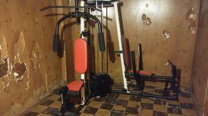 Universal weight set for Sale in Detroit, MI