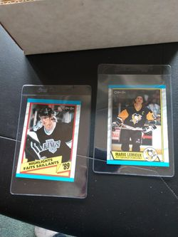 Vintage Hockey OPC Set 1989-1990. Gretzky, Lemieux. Sakic Rookie. To Name A Few. Original Owner. for Sale in Redmond, WA