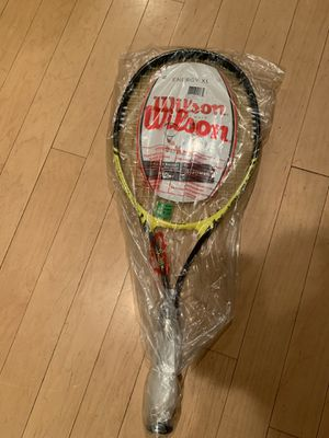 Tennis racket Wilson Energy XL for Sale in Phoenix, AZ