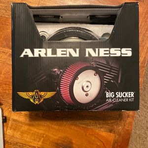 Arlen Ness Stage 1 Big Sucker for Sale in Redwood City, CA