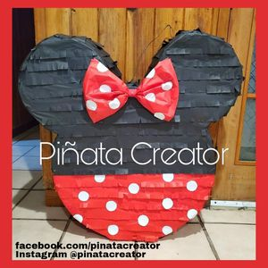 Minnie mouse ears pinata for Sale in North Las Vegas, NV
