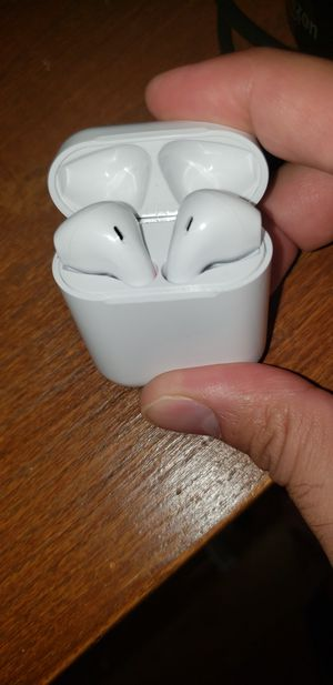 Bluetooth Wireless Stereo Headphones Earbuds for Apple iPhone Samsung Galaxy Note for Sale in Harwood Heights, IL