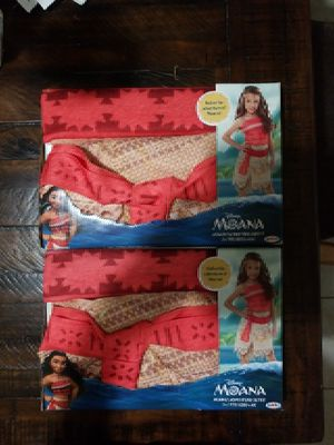 Moana's adventure outfit for Sale in Parkland, FL