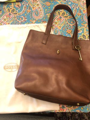 Huge Fossil Bag in Great Shape! Reasonable offer please. for Sale in Irmo, SC