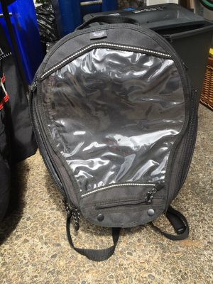 Triumph motorcycle tank bag for Sale in Gresham, OR