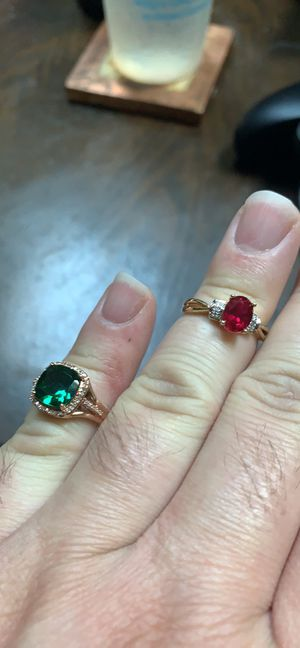 Emerald & Ruby rings for Sale in Bristol, CT