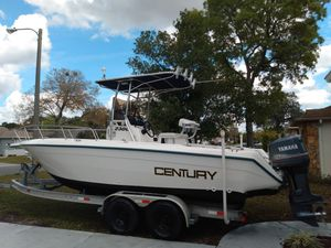Century 24 ft Yamaha ox66 200 hp 415 hours for Sale in Spring Hill, FL