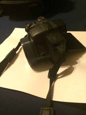SONY hx100v camera for Sale in Fort Lauderdale, FL