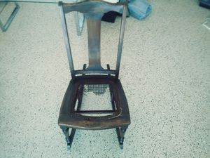 Antique rocking chair for Sale in Bradenton, FL
