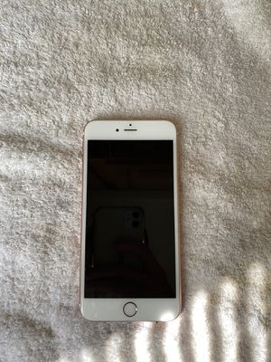 IPhone 6s Plus Rose Gold for Sale in Fresno, CA