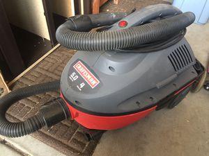 Craftsman Vacuum for Sale in Fresno, CA