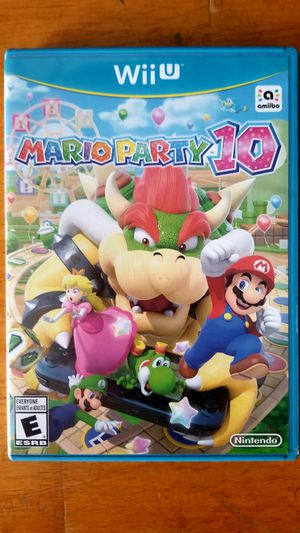 Mario Party 10 for Sale in San Diego, CA